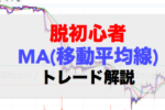 BitMEXのMA(移動平均線)の設定方法とトレード戦略