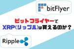 BitFlyer(ビットフライヤー)でXRP(リップル)を買えるのか!?FXレバレッジはできる?